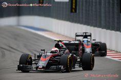 Los pilotos de McLaren creen que ganar dos segundos este invierno es posible #F1 #Formula1