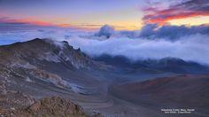 Haleakala Crater, Maui, Hawaii #SunKuWriter #Portugal  FREE Books ► http://Sun-Ku.com ◄
