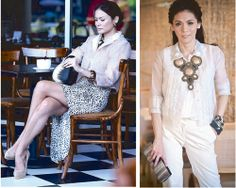Modern Filipiniana Inspiration by ohhthat.blogspot.com
