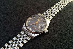 Coin des Affaires - Rolex Datejust Slate Dial / 1975