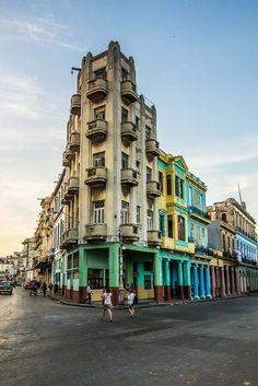 Havana Cuba sunrise photography