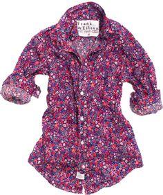 BLISS - i heartmonday.>> frank & eileen shirt