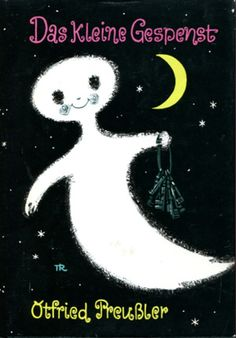 Das kleine Gespenst - awwwww!! I totally had this book, hopefully it's still somewhere around!!