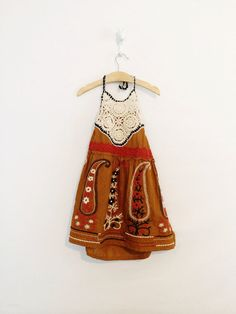 Hey, I found this really awesome Etsy listing at https://www.etsy.com/listing/184188625/bohemian-little-girls-dress-with-cream