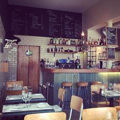 Visrestaurant in Antwerpen Marnixplaats 12