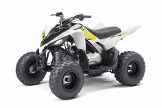 New 2017 Yamaha Raptor 90 ATVs For Sale in Pennsylvania. STEPPING IT UPElectric start, reverse and true Raptor styling ensure the Raptor 90 will grab the attention of riders 10-years-old and up.