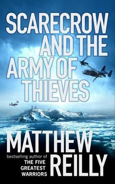 Matthew Reilly - Shane Schofield series book 5