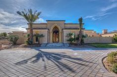 Ginormous Unfinished $19M Paradise Valley mansion allows you to select your own finishes…