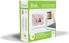 Create beautiful greeting cards and scrapbook pages using this Cricut cartridge from Anna Griffin, featuring roses, butterflies, chrysanthemums and more. Cricut Cuttlebug, Cricut Cartridges, Anna Craft, Circuit Machine, Provo Craft, Anna Griffin, Online Craft Store, Arts And Crafts Supplies, Paper Cutting
