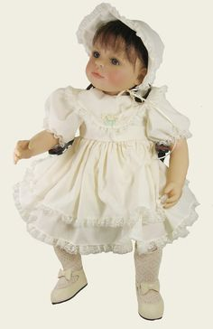 """20"""" Vintage Momma Doll Dress 