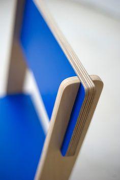 Blue + Plywood