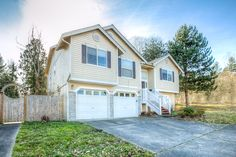 Charming & move-in ready home on a quiet cul-de-sac in Bothell! Home features NEW roof ('16), updated kitchen, laminate flooring in dining area, hallway & 2 bedrooms. Cozy family room with gas fireplace & Newer WH ('12). Large master bed with a bath on upper level. Lower level includes additional spacious bedroom, nicely appointed living area, kitchenette & a bath, potential MIL with separate entry.