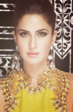 Katrina Kaif. She's so beautiful and talented! #Bollywood