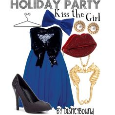 """""""Kiss the Girl"""" by lalakay on Polyvore"""