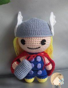 Amigurumi Super Herois   Elo7   307x236