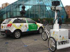 Google presentó Street View en Colombia • ENTER.CO