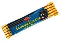 Twenty Iconic Finnish Snacks you need to try - Halva Salmiakkimatto Candy Factory, Factories, Helsinki, Product Design, Finland, The Twenties, Roots, Alcoholic Drinks, Snacks