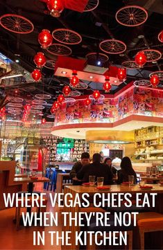 Each year, about 40 million travelers visit the desert oasis city of Las Vegas for more than just gambling. Vegas has become a must-visit dining destination, with popular restaurants all over the Strip and the city (and a handful of new ones opening monthly). So where does the backbone of the Vegas food scene like to dine? We decided to ask 11 Vegas chefs and restauranteurs to find out where their favorite spots are in Sin City.