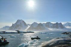 Idyllic - Petermann Island - Photo by Daniel Toh — at Antarctica & South Georgia #Antarctica #SouthGeorgia #AuroraExpeditions