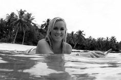 The lovely Bethany Hamilton...in her element