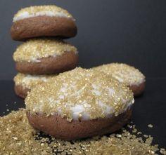 Soft Italian Chocolate Cookies-