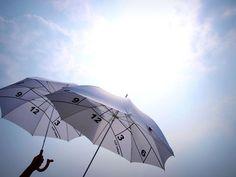 06 — Guarda-chuva com relógio