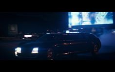 Chrysler E8 Car (Limo) - Logan (2017) Movie Scene