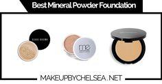 Best Mineral Powder Foundation Of 2015