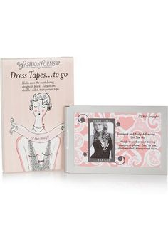 Tapes to Go adhesive dress tapes #dress #women #covetme #fashionforms