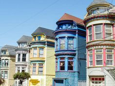 "Painted Ladies at Alamo Square. Of course no list of things to do in San Francisco would be complete without mentioning the Painted Ladies. These colorful, uniquely painted Victorian houses of the ""postcard row"" have made 710–720 Steiner Street one of the most photographed areas in the bay city. You will TOTALLY recognize them from the opening credits of Full House. Don't be surprised if you find yourself mysteriously humming the tune to  ♫ ♪ Everywhere you look… ♫ ♪"