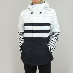 O'Neill Escape Kayanite Women's Ski Jacket, The Outdoor Attitude - Just in Stock -Snow Boots From Mammal O'Neill and Rojo