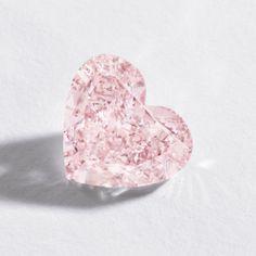 Wha-bam!!! Lot 163 18 KARAT WHITE GOLD AND FANCY ORANGY PINK DIAMOND PENDANT-NECKLACE Estimate: 500,000 - 700,000 USD