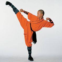 Teens in martial arts