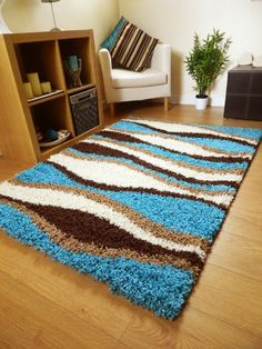 NEW SMALL MEDIUM EXTRA LARGE SOFT QUALITY SHAGG PILE RUGS BIG CHEAP SHAGGY MATS | eBay
