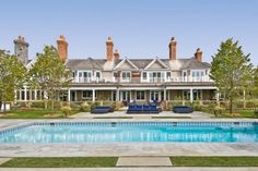 Beyonce and Jay-Z Hamptons Mansion