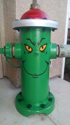 Street Mural, Street Art Graffiti, Fire Hydrants, Trash Art, Home Landscaping, City Art, Chalk Art, Fire Department, Public Art