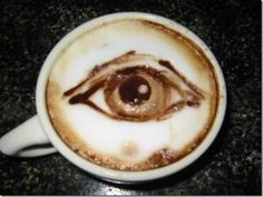 De mooiste Coffee Art - Ze.nl - Hét online magazine voor vrouwen!