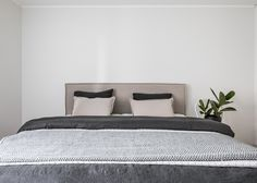 Our collaboration with Finnish real estate agency Bo LKV, photo by Mikael Pettersson Real Estate Agency, Collaboration, Bed, Furniture, Home Decor, Decoration Home, Real Estate Office, Stream Bed, Room Decor