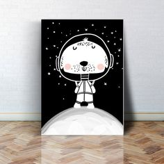 Black and white for kids. by Elena Tkachuk on Etsy