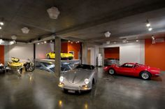 What?! This house has a subterranean garage. Check out more homes with unbelievable features