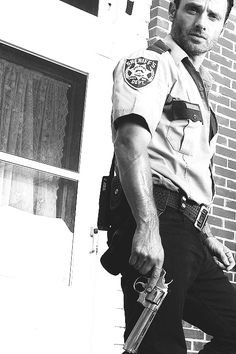 The Walking Dead, Rick, he was put in an extraordinary situation and did the best he could http://www.youniquebyjillian.co.uk