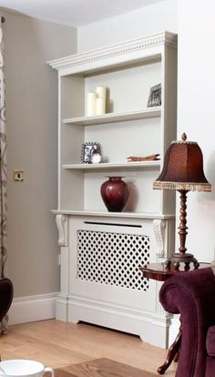 how to hide radiators for functional and modern interior design