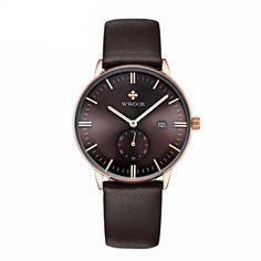 Men's Luxury Fashion Quartz Wrist Watches