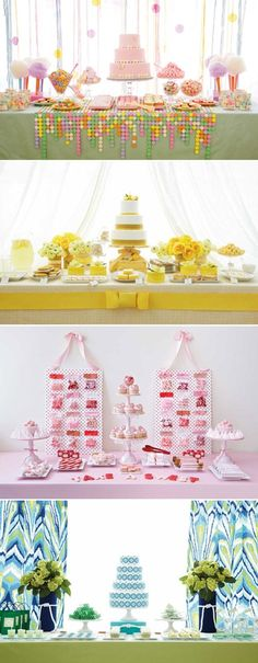 #Candy Stations