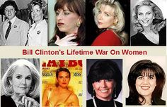 2/8/16 : bill-clintons-lifetime-war-on-women - Bill Clinton Bombs Using Just ONE WORD, Leaves NH Crowd SPEECHLESS