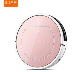 Coupon For ILIFE V7S Pro Smart Robotic Vacuum Cleaner - EU PLUG
