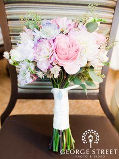 Beautiful Wedding Flowers - Bride's Bouquet