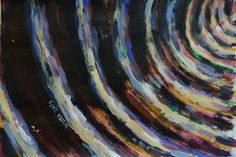 (Mind),acrylic painting ,38cm x 54cm