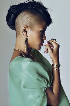 My precious Cassie!Date a Black Woman http://www.blackwhitepassion.com #blackwomen #cute