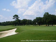 Caledonia Golf and Fish Club  1st green